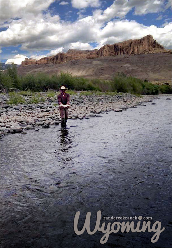 guided fishing trips wyoming wapiti valley cody wyoming near yellowstone park trout fishing wy